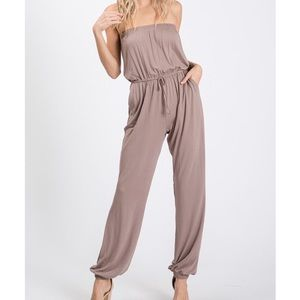 *coming soon*Brandy Strapless Jumpsuit